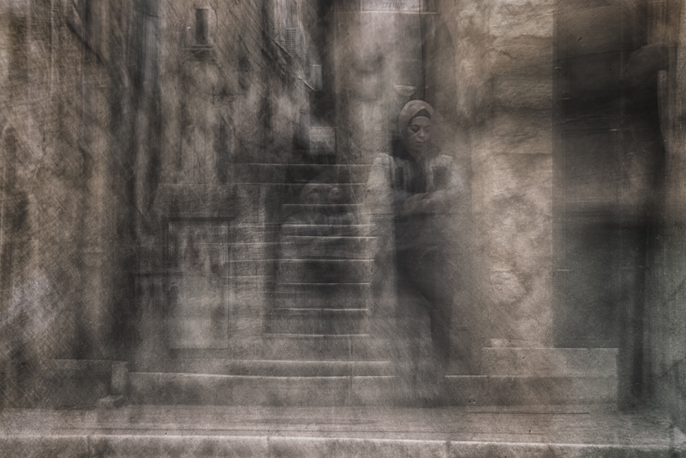 View this piece of fine art photography titled In silence by Vladimir Konkin
