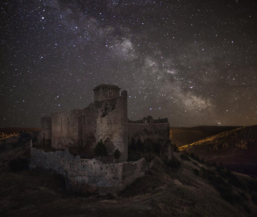 Ucero castle