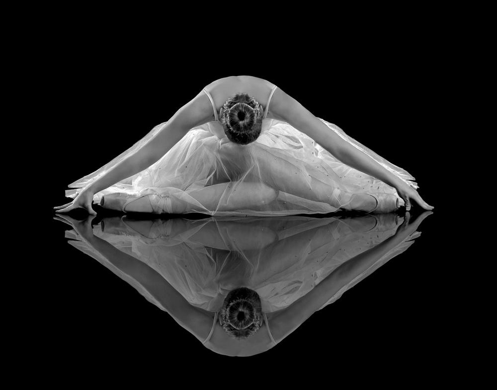 Ballerina Reflection