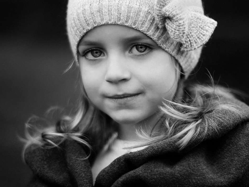 A piece of fine art art photography titled Childhood Beauty by Patricia