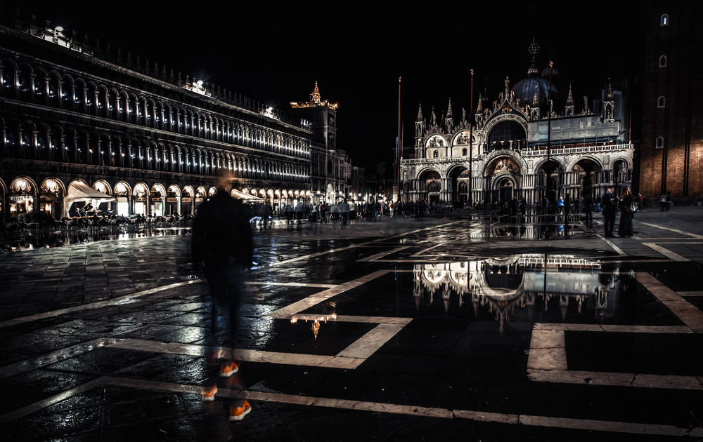 A piece of fine art art photography titled Venice by Carmine Chiriacò