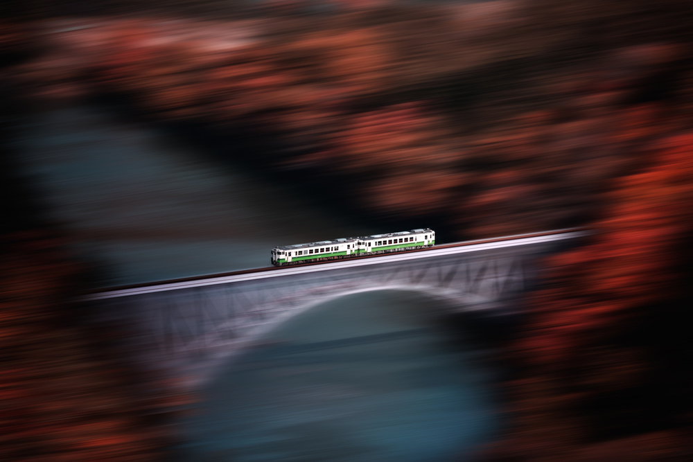 Overspeed Tadami Line