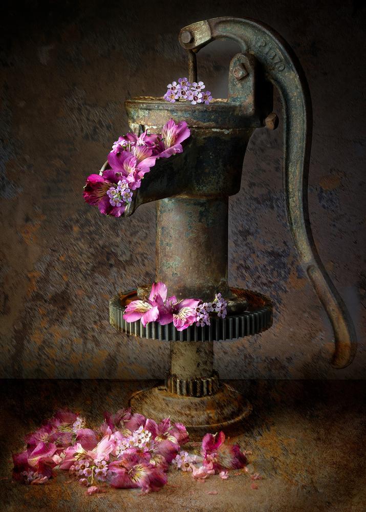 Floral Pump