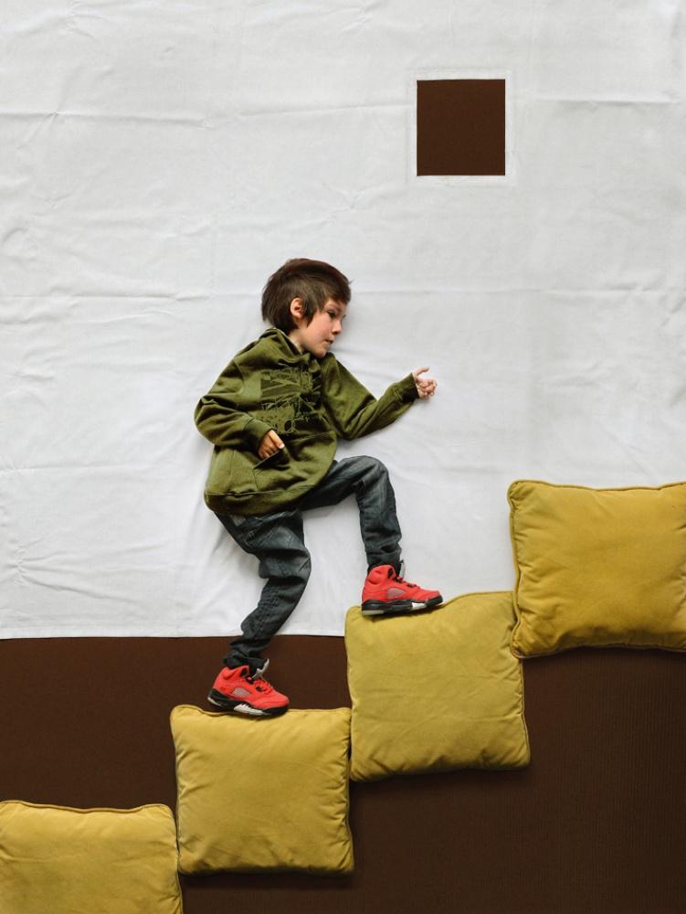 A piece of fine art art photography titled The Little Prince (III/VIII) by Matej Peljhan