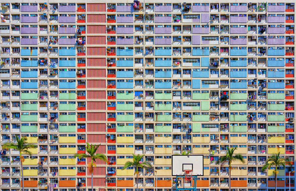 View this piece of fine art photography titled Tetris moves by Adam Weh