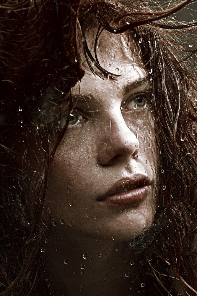 A piece of fine art art photography titled Alina by Vitaliy Reznichenko