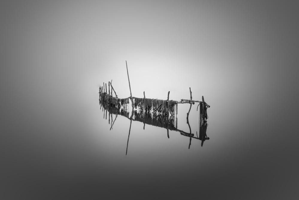 A piece of fine art art photography titled Aboshi by Yuki Yatsushima