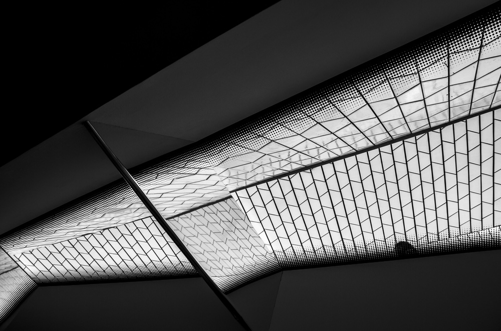 A piece of fine art art photography titled The Moment by Fernando Alves