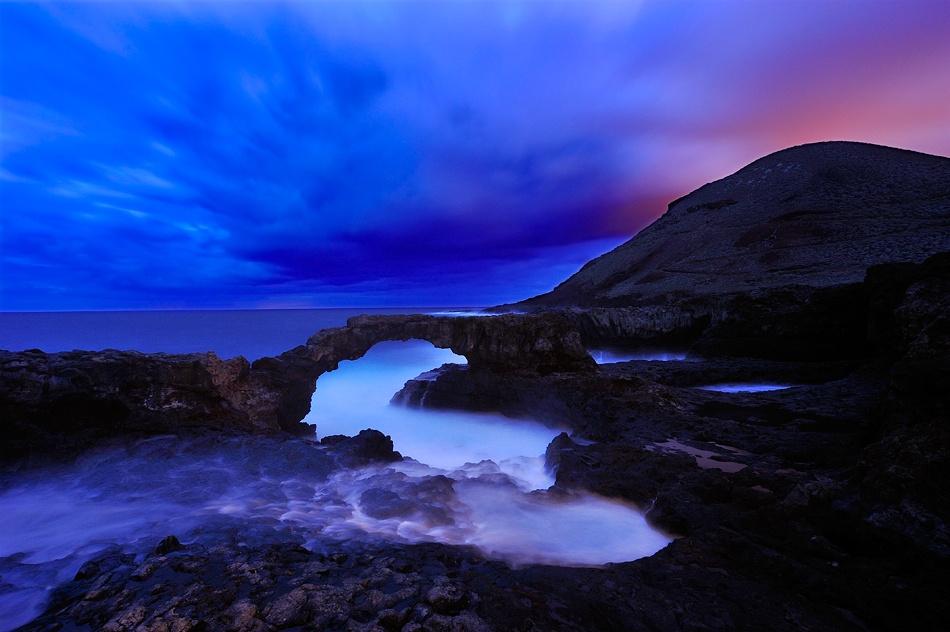 A piece of fine art art photography titled La Isla De Los Mil Volcanes by Francisco Mingorance