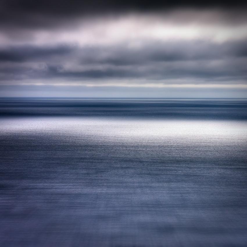 A piece of fine art art photography titled Horizon by Tibor A. Nemes