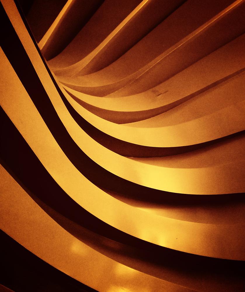 A piece of fine art art photography titled The Golden Patterns by kahar lagaa