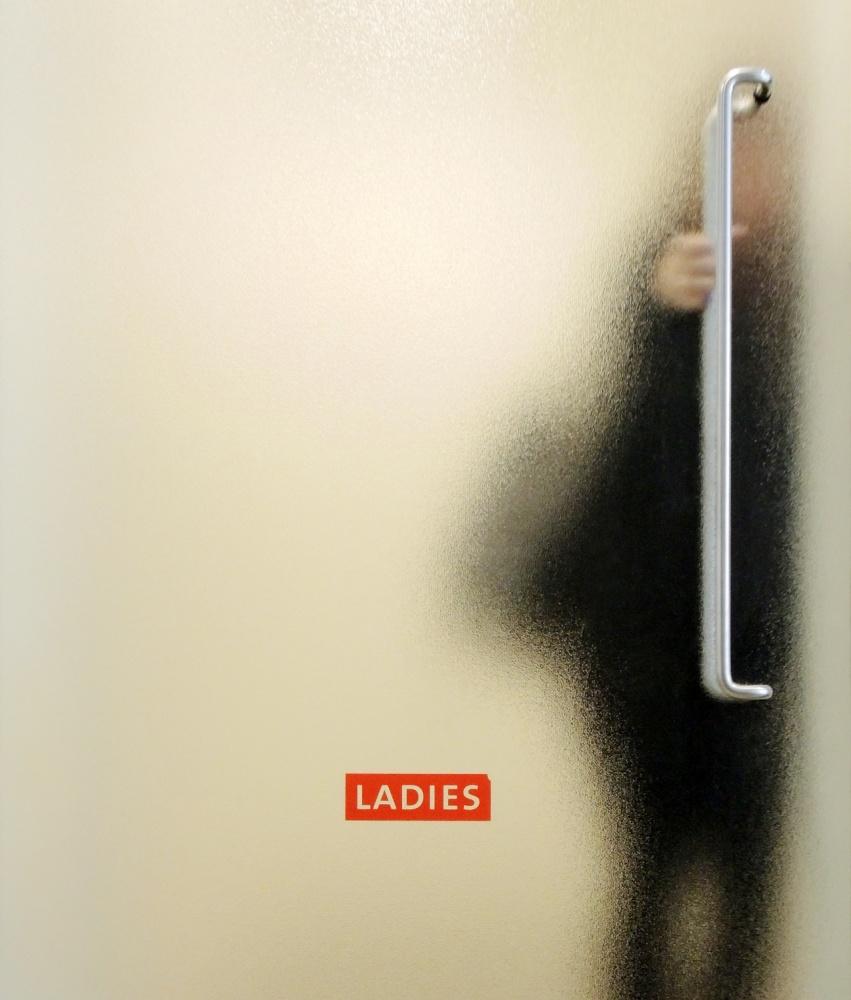 A piece of fine art art photography titled Ladies by Huib Limberg