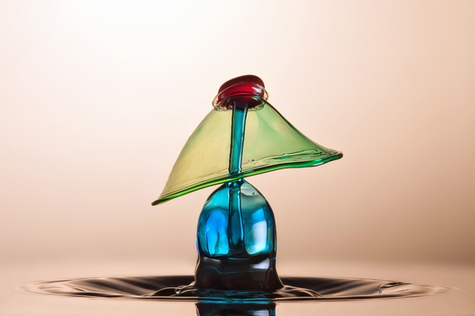 A piece of fine art art photography titled Magic Lamp by Markus Reugels
