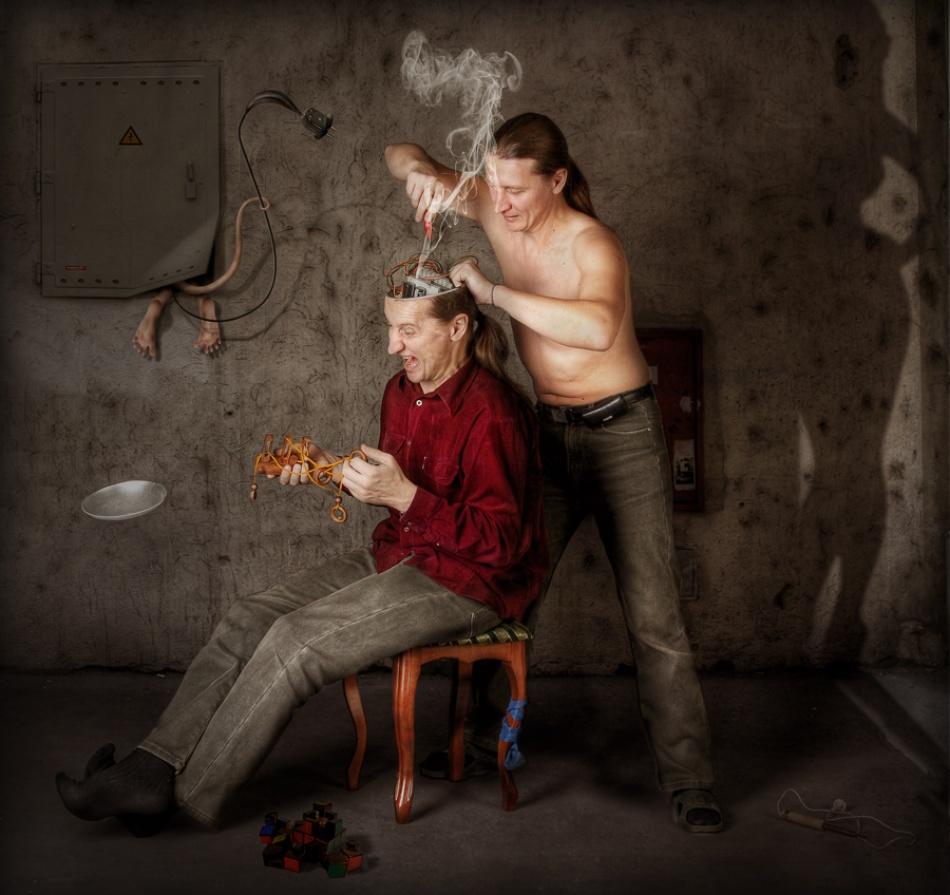 A piece of fine art art photography titled Mind-breaker by epsilon delta