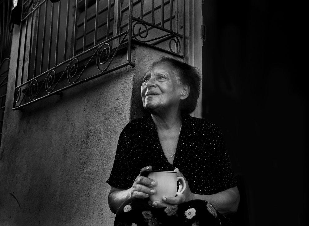 A piece of fine art art photography titled Cuba 2015 by Orna Naor