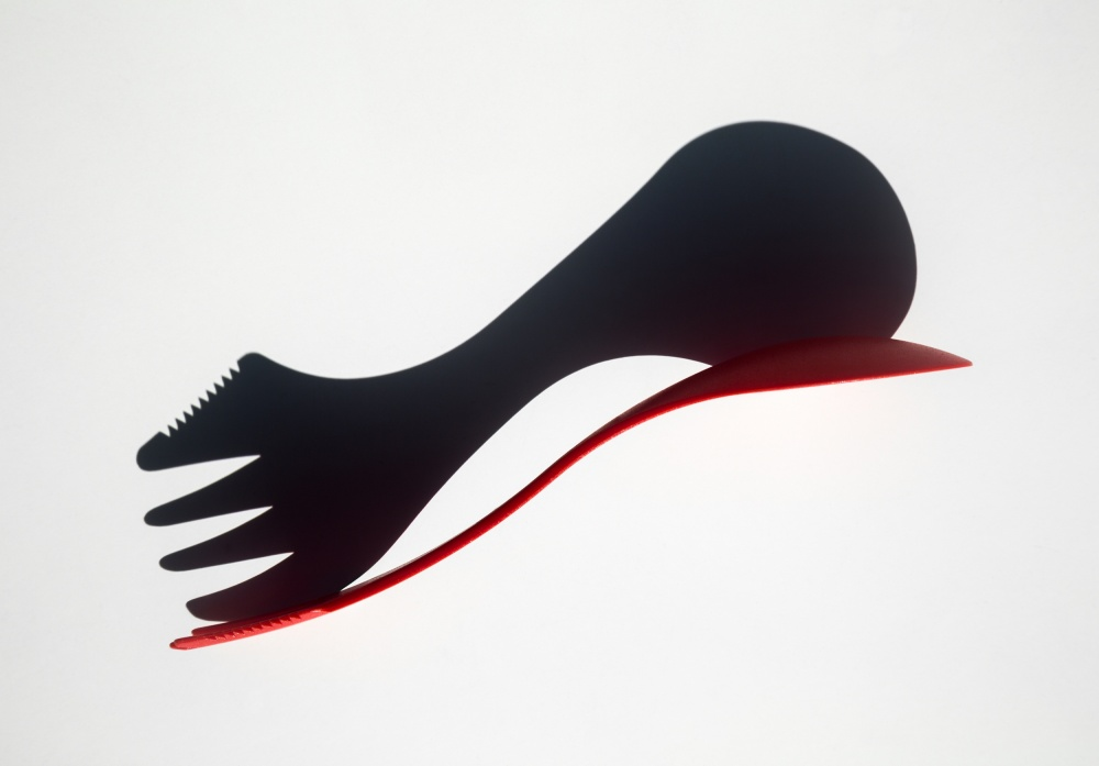 A piece of fine art art photography titled More Than Just a Spoon by Jacqueline Hammer
