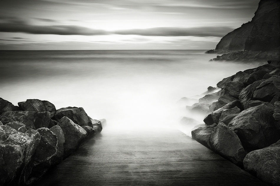 A piece of fine art art photography titled A Waters Tale by Mal Smart