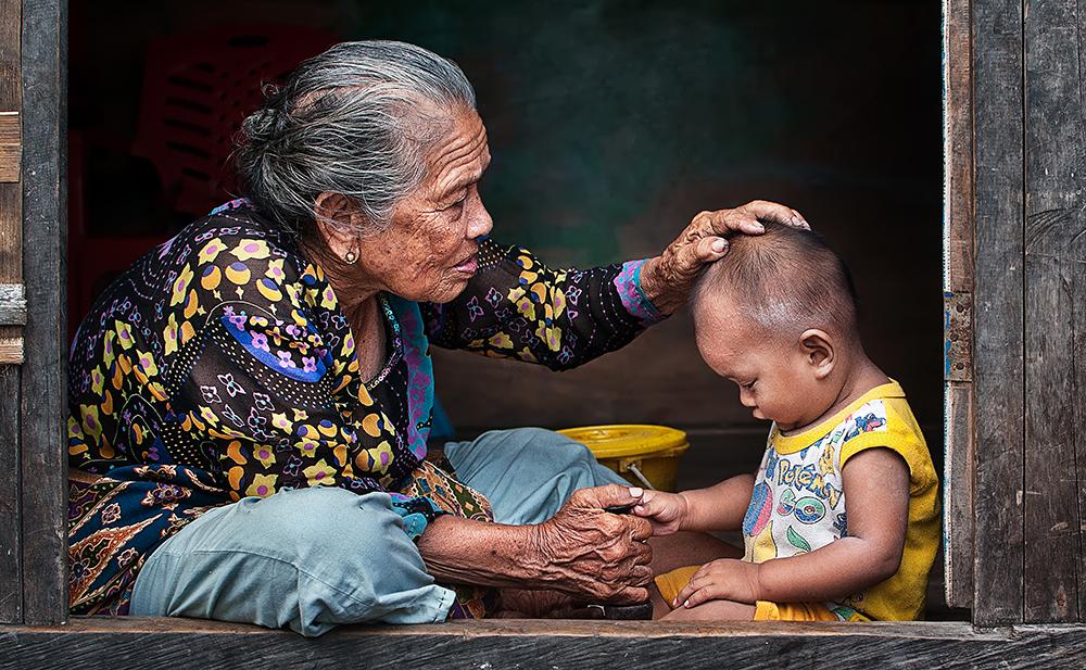 Beloved Grandchild