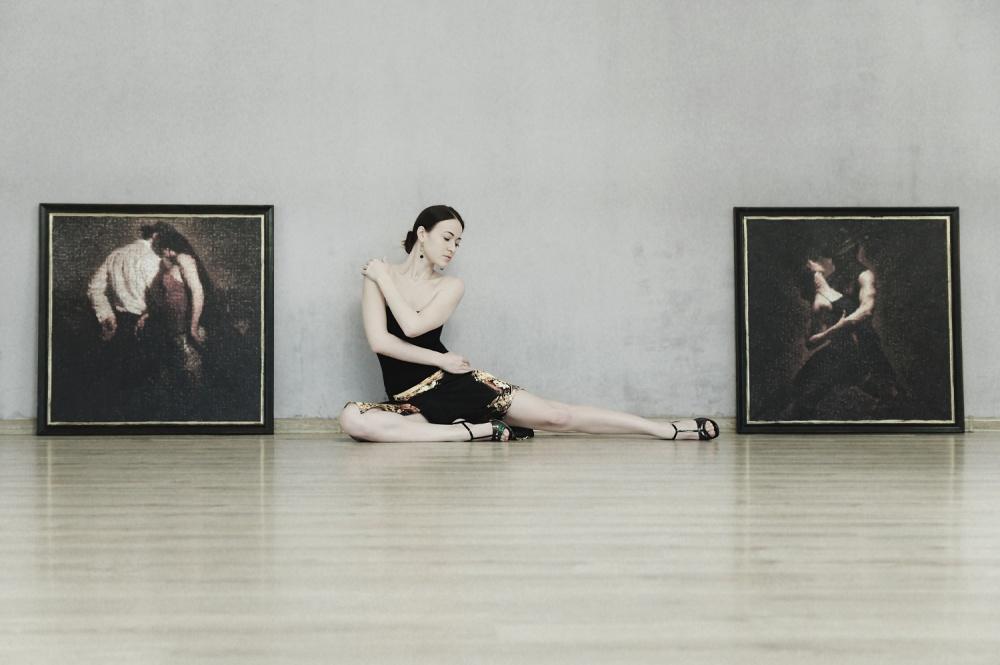 A piece of fine art art photography titled Untitled by Ksenia Sinyavina