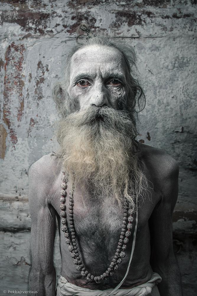 sadhu, Varanasi India.