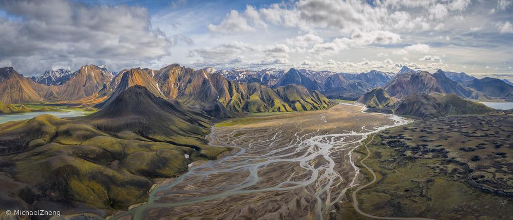 Iceland: Fjallabaksleið Nyrðri
