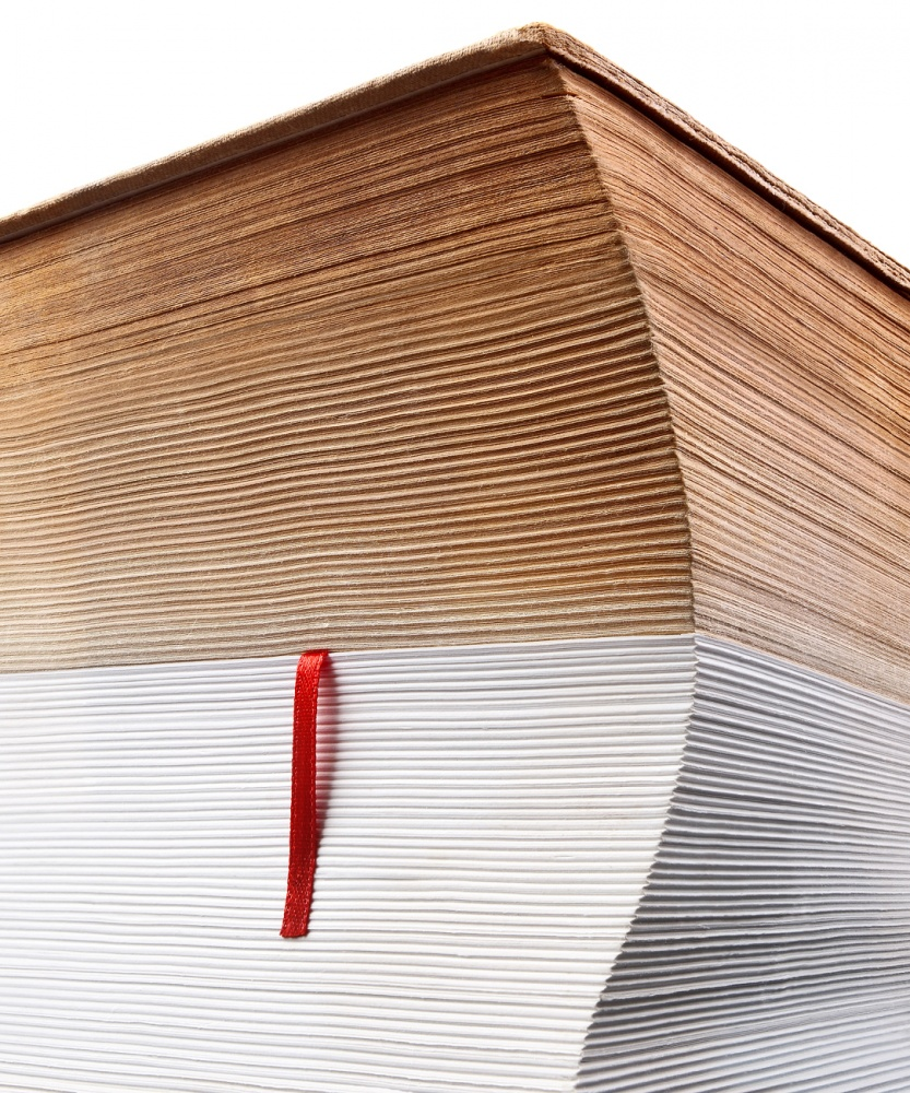 A piece of fine art art photography titled Bookmark by Vladimir Poleschuk