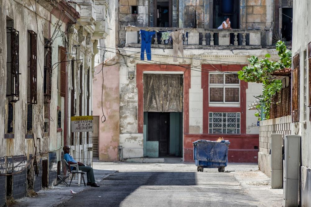A piece of fine art art photography titled Neighborhood by Pavol Stranak