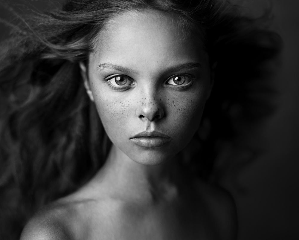 A piece of fine art art photography titled Untitled by Dmitry Ageev