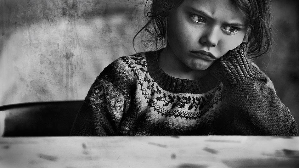 A piece of fine art art photography titled Zoe by robert maschke