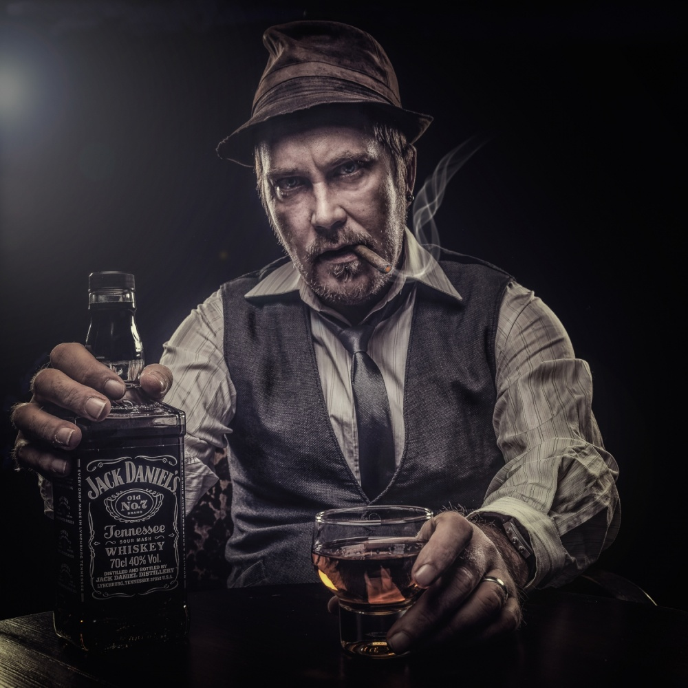 A piece of fine art art photography titled What's Your Poison? by JP Palmunen