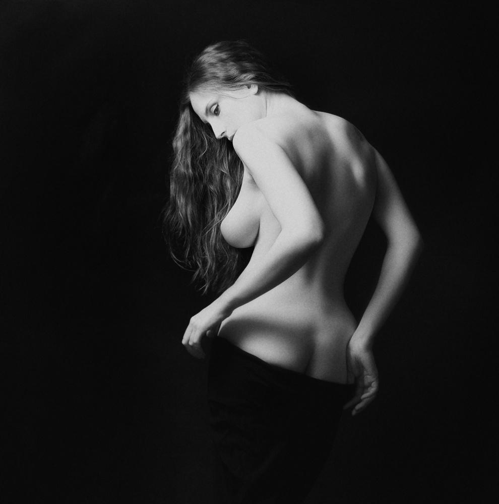 A piece of fine art art photography titled Sasha by Zachar Rise