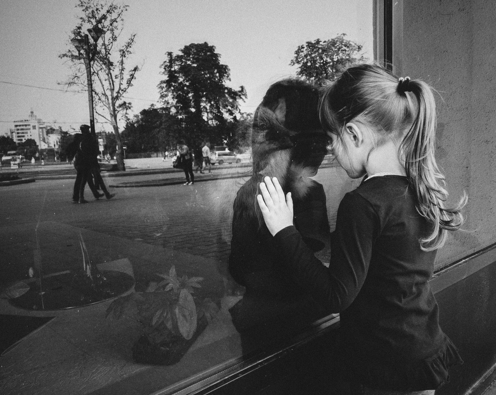 A piece of fine art art photography titled Untitled by Aleksandrova Karina