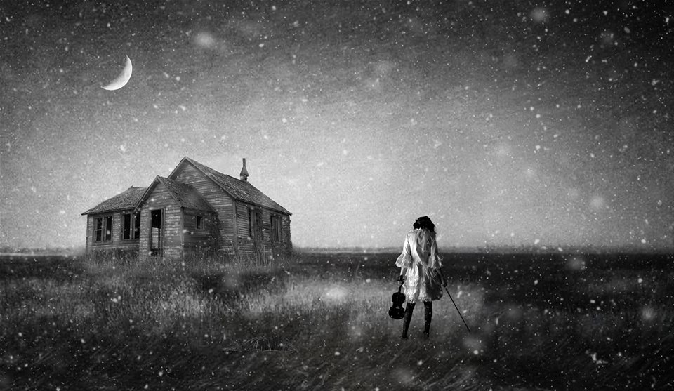 View this piece of fine art photography titled alone by Hari Sulistiawan