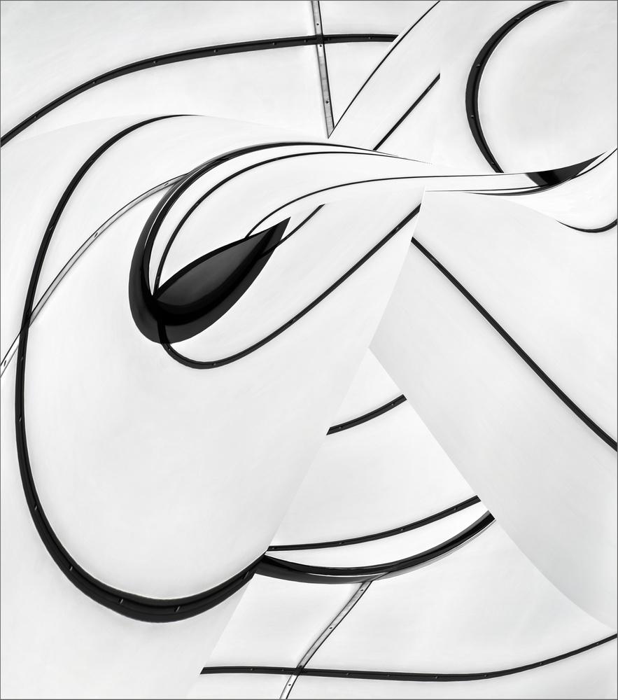 A piece of fine art art photography titled Optimist by Gilbert Claes