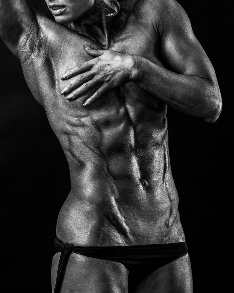 A piece of fine art art photography titled  Body by Sergei Smirnov