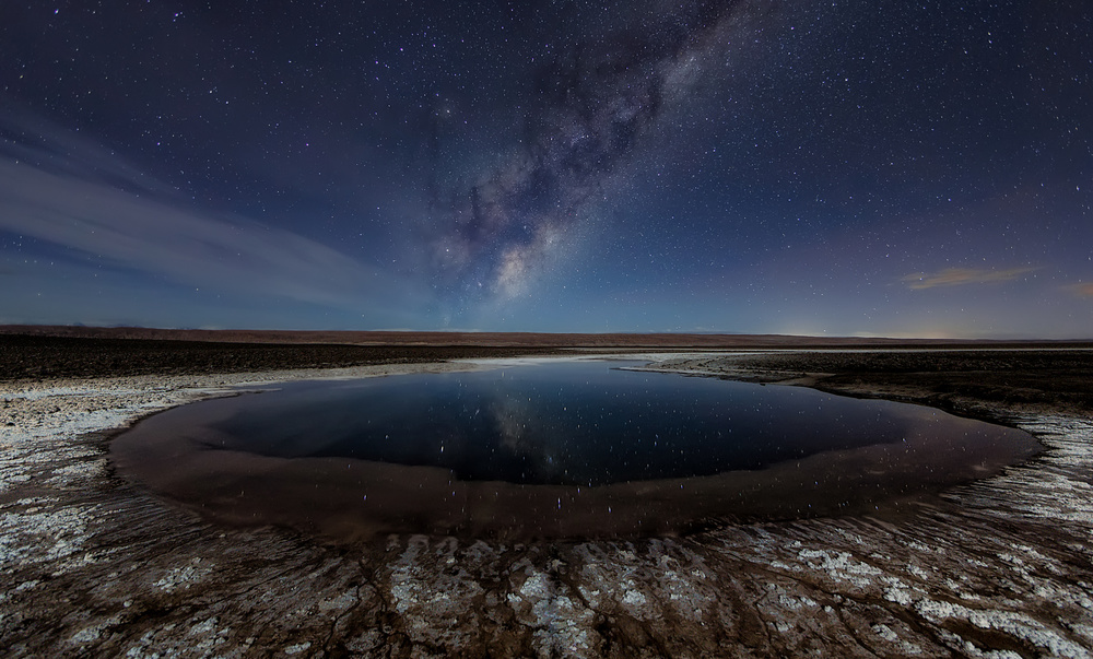 A piece of fine art art photography titled Infinity Mirror by Adhemar Duro