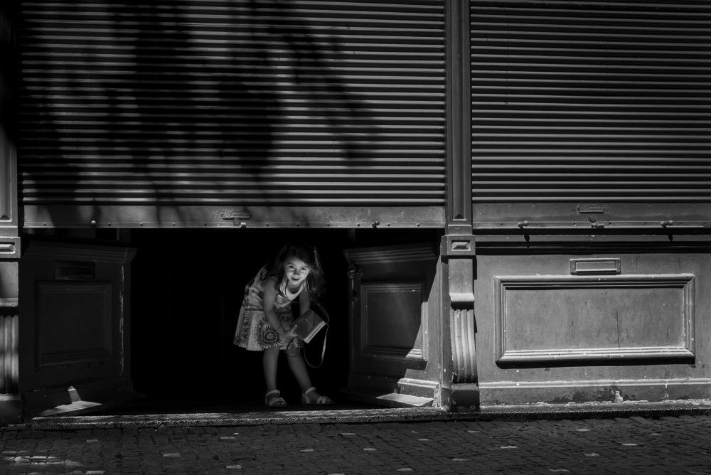 A piece of fine art art photography titled Where Happiness Lives by Fernando Correia da Silva