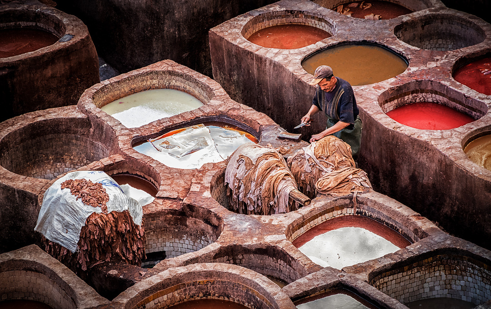 View this piece of fine art photography titled Tannery by Joxe Inazio Kuesta Garmendia