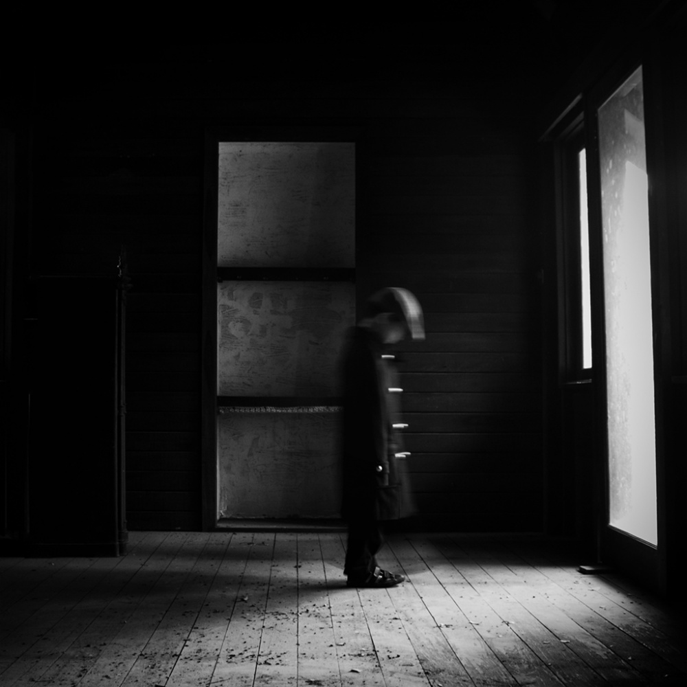 A piece of fine art art photography titled Stand Alone by ajie alrasyid