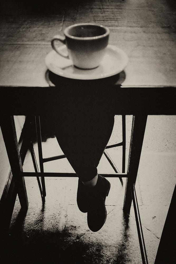Caffeine legs