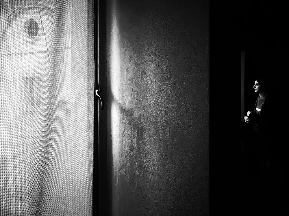 A piece of fine art art photography titled Windows by franco maffei