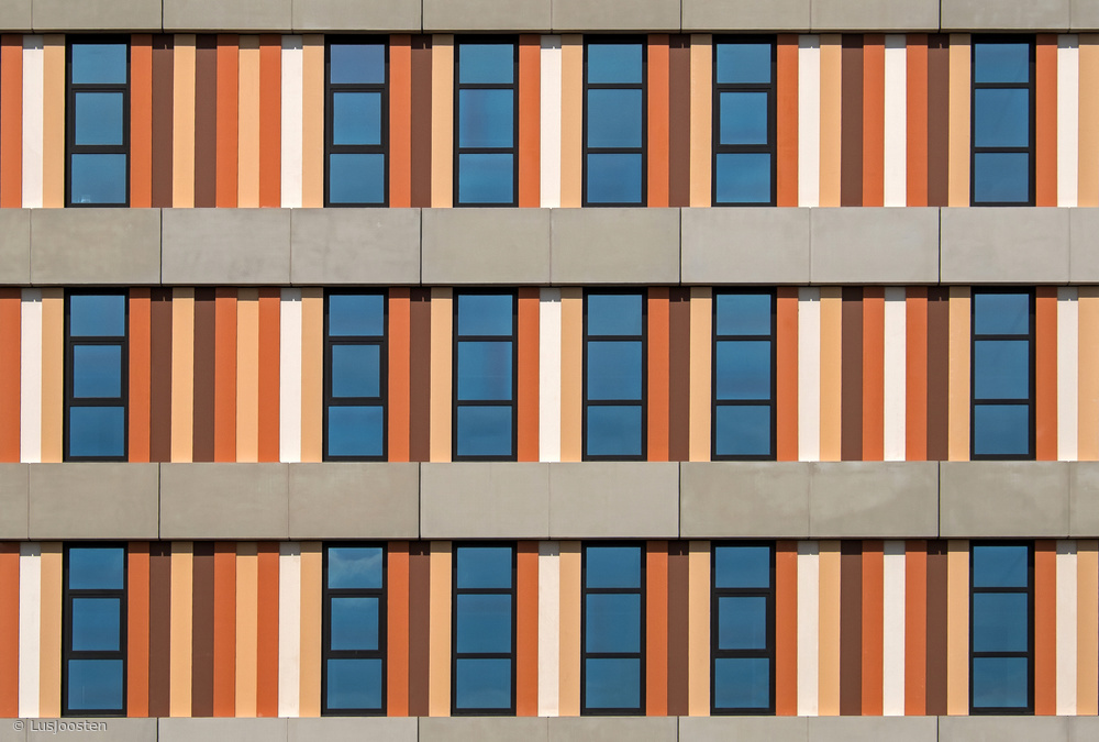 architectural façade art