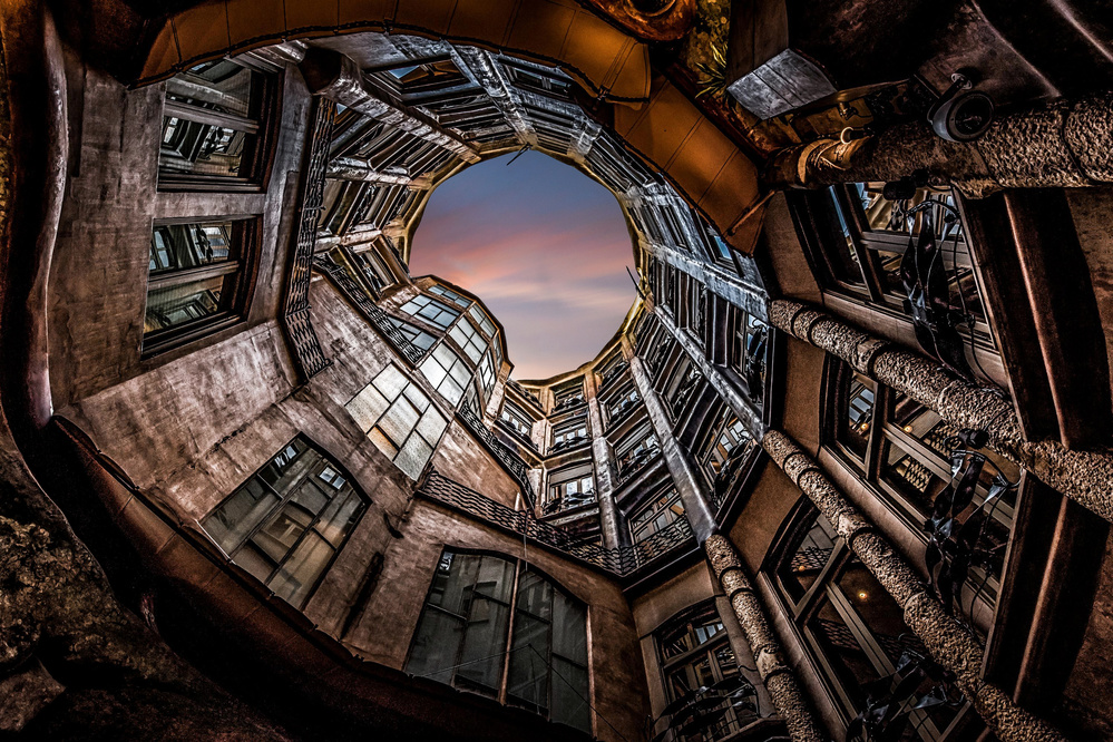 View this piece of fine art photography titled Skygate by Rana Jabeen