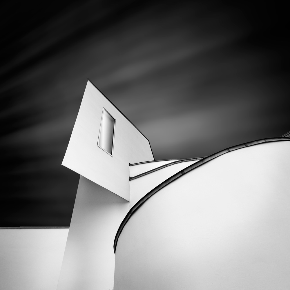 A piece of fine art art photography titled Vitra II by Markus Pfeffer