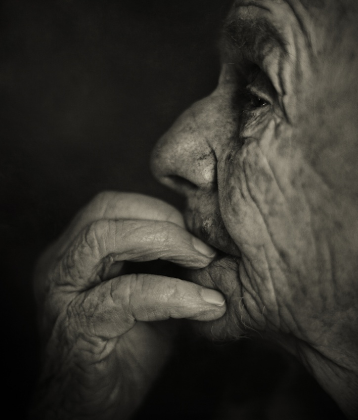 A piece of fine art art photography titled Born In 1917 by Raphael Guarino