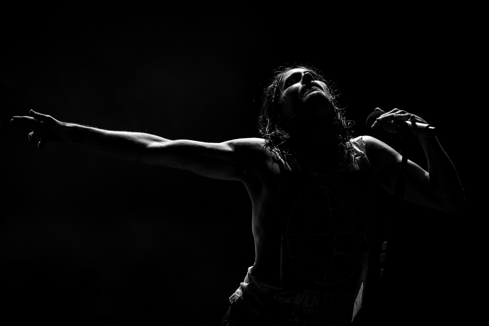 A piece of fine art art photography titled Jared Leto by Daniel Rodrigues