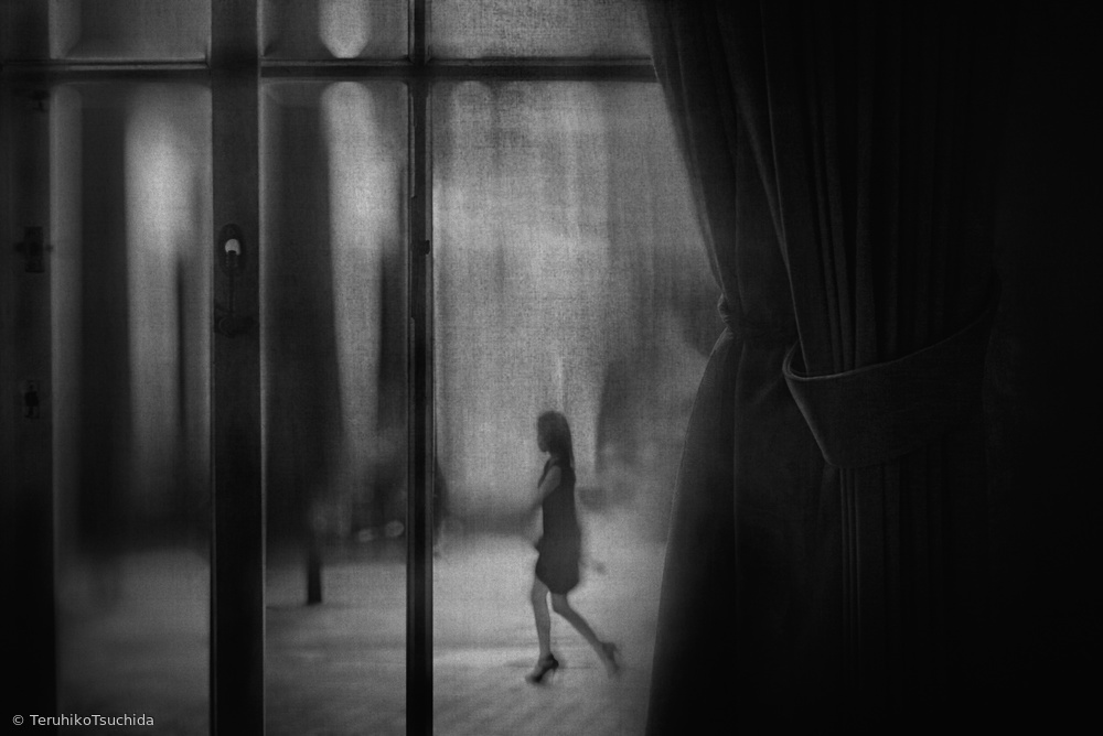 View this piece of fine art photography titled Watching you by Teruhiko Tsuchida