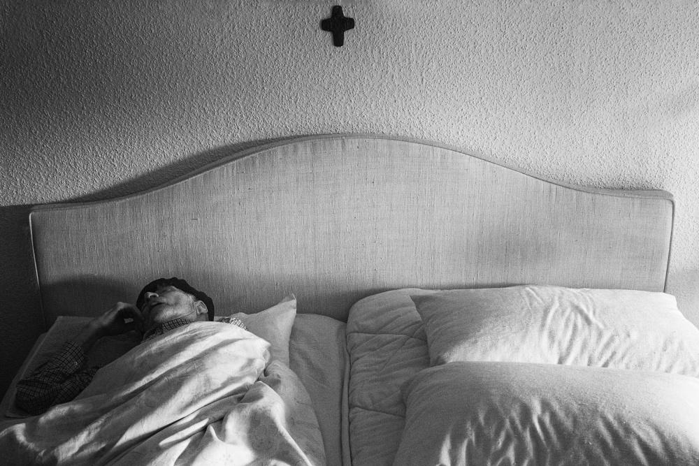 A piece of fine art art photography titled Emptiness by Danna Sladjana