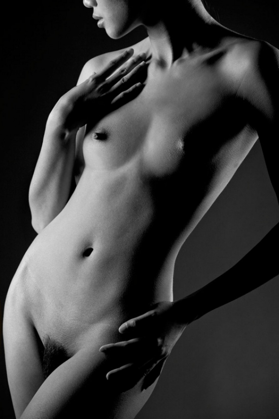 A piece of fine art art photography titled Poise by Ukay