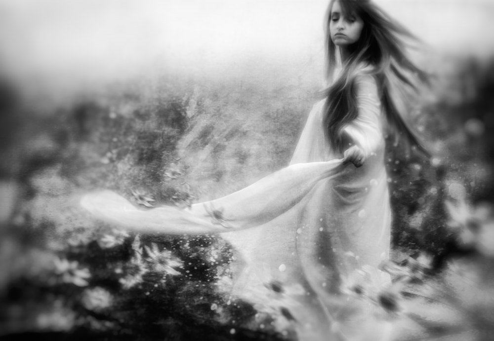 View this piece of fine art photography titled The wind talks about you... by Charlaine Gerber